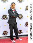 Small photo of Brandin Stennis attends 3rd Annual Young Entertainer Awards at Globe Theatre, Universal City, CA on April 15th, 2018