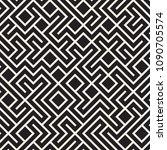 vector seamless pattern. modern ... | Shutterstock .eps vector #1090705574