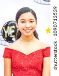 Small photo of Aliyah Conley attends 3rd Annual Young Entertainer Awards at Globe Theatre, Universal City, CA on April 15th, 2018