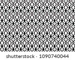 design seamless monochrome... | Shutterstock .eps vector #1090740044