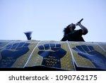 mississauga   august 25  black... | Shutterstock . vector #1090762175