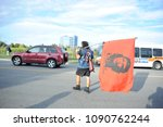 mississauga august 25 an... | Shutterstock . vector #1090762244
