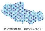 population tibet chinese... | Shutterstock .eps vector #1090767647