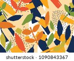creative abstract background... | Shutterstock .eps vector #1090843367