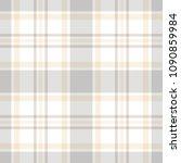 seamless light tartan plaid...   Shutterstock .eps vector #1090859984