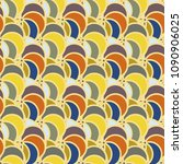 abstract color seamless pattern ... | Shutterstock . vector #1090906025