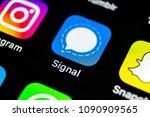 sankt petersburg  russia  may... | Shutterstock . vector #1090909565