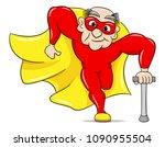 vector illustration of a... | Shutterstock .eps vector #1090955504