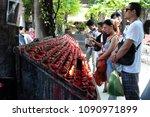 cebu city  philippines apr 25...   Shutterstock . vector #1090971899