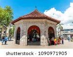 cebu city  philippines apr 25...   Shutterstock . vector #1090971905