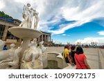 cebu city  philippines apr 25...   Shutterstock . vector #1090972175