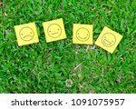 sticky note paper with multiple ...