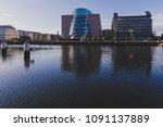 dublin  ireland   may 12th ...   Shutterstock . vector #1091137889