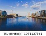 dublin  ireland   may 12th ...   Shutterstock . vector #1091137961