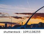 dublin  ireland   may 13th ...   Shutterstock . vector #1091138255