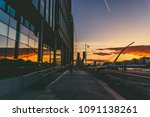 dublin  ireland   may 13th ...   Shutterstock . vector #1091138261