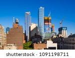 new york city  ny  usa   june 4 ...   Shutterstock . vector #1091198711