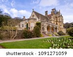 wraxhall  north somerset ... | Shutterstock . vector #1091271059