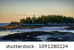 Coasts Of St Lawrence River At...