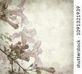 textured old paper background... | Shutterstock . vector #1091321939