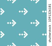 arrow pattern vector seamless...