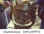 dsrl camera case for underwater ...   Shutterstock . vector #1091349971