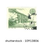 old stamp | Shutterstock . vector #10913806