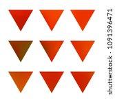 vector gradient reverse... | Shutterstock .eps vector #1091396471