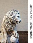 Llion Near Palazzo Vecchio In...