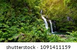 Upper Waikani Falls Also Known...