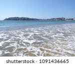 seaside colored mexican...   Shutterstock . vector #1091436665