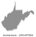 demography west virginia state... | Shutterstock .eps vector #1091497004