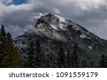 Small photo of Mt Rundle captured during the winter in Banff, Alberta.