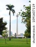 jakarta  indonesia   april 26th ... | Shutterstock . vector #1091607119