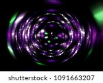 abstract background violet... | Shutterstock . vector #1091663207
