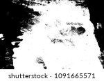distress dirty overlay... | Shutterstock .eps vector #1091665571