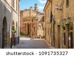 Scenic View In Urbino  City And ...