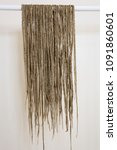 synthetic braiding material... | Shutterstock . vector #1091860601