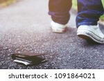 people young man had lost... | Shutterstock . vector #1091864021