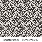stylish abstract seamless... | Shutterstock .eps vector #1091898947