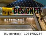 london   may 10  2018  design... | Shutterstock . vector #1091902259