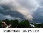 extreme thunderstorm shelf...