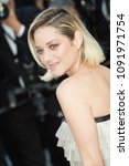 cannes  france   may 13  marion ... | Shutterstock . vector #1091971754