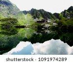 Beautiful Mountains Landscape...