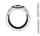 jewelry  jewelry illustration ... | Shutterstock .eps vector #1091977937