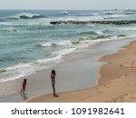 ocean grove  new jersey   march ... | Shutterstock . vector #1091982641