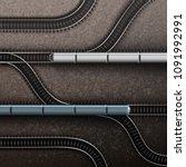vector illustration of... | Shutterstock .eps vector #1091992991
