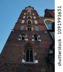krakow's historical architecture   Shutterstock . vector #1091993651