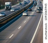 moenchengladbach  germany  ... | Shutterstock . vector #1092065945