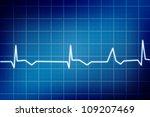 heart beats | Shutterstock . vector #109207469